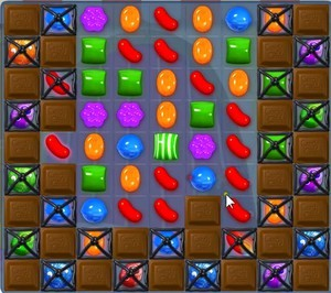 Candy Crush Level 1006 tip