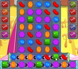 Candy Crush Level 1009 tip