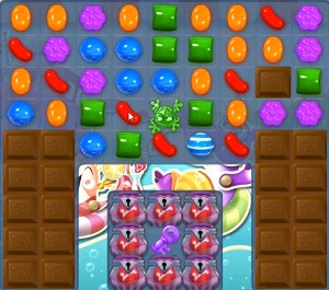 Candy Crush Level 1030 help