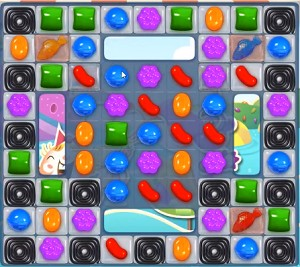 Candy Crush Level 1033 help