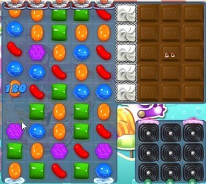 Candy Crush Level 1038 tip