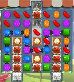 Candy Crush Level 1048 tip