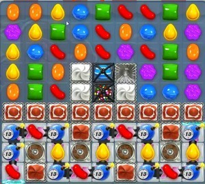 Candy Crush Level 1052 tip