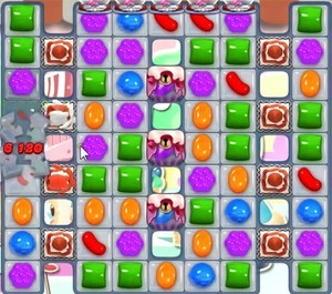 Candy Crush Level 1058 tip
