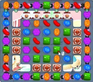 Candy Crush Level 1059 help