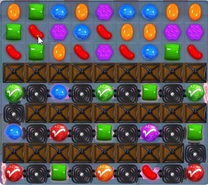 Candy Crush Level 1060 tip