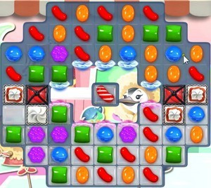 Candy Crush Level 1062 tip