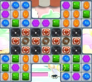 Candy Crush Level 1064 tip