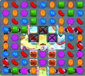 Candy Crush Level 1075 tip