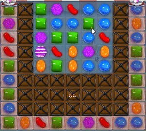 Candy Crush Level 1076 tip