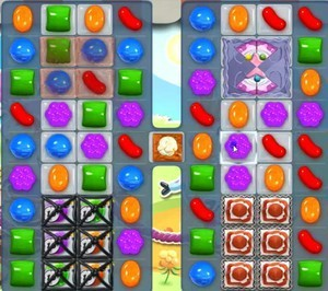 Candy Crush Level 1078 tip