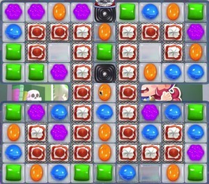 Candy Crush Level 1086 tip