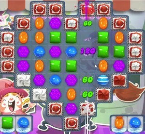Candy Crush Level 1100 tip