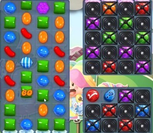 Candy Crush Level 1141 tip