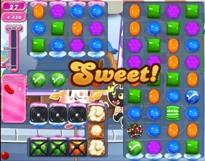 Candy Crush Level 1154 tip