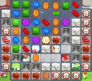 Candy Crush Level 1191 tip