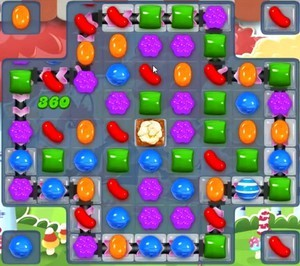 Candy Crush Level 1195 tip