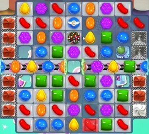 Candy Crush Level 1219 tip