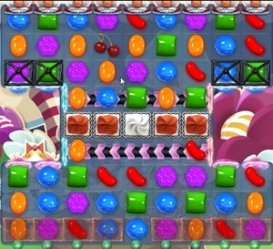 Candy Crush Level 1233 tip