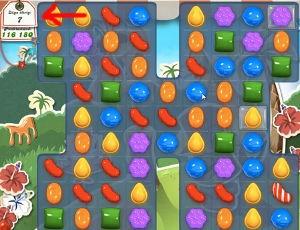 Candy Crush Level 193 help