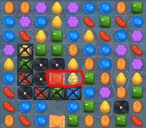 Candy Crush Level 195 help