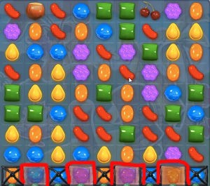 Candy Crush Level 196 tip