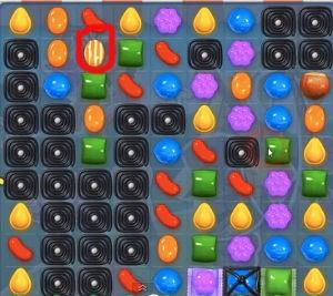 Candy Crush Level 196 cheats