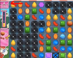 Candy Crush Level 196 help