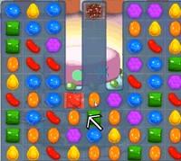 Candy Crush Level 208 cheats