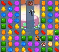 Candy Crush Level 208 help