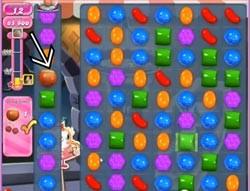 Candy Crush Level 221 help