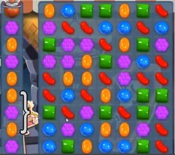 Candy Crush Level 221 tip