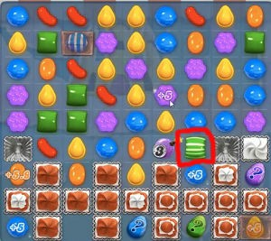 Candy Crush Level 283 tip