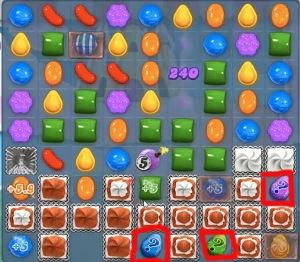 Candy Crush Level 283 help