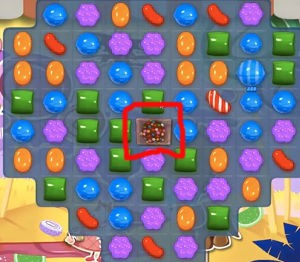 Candy Crush Level 297 tip