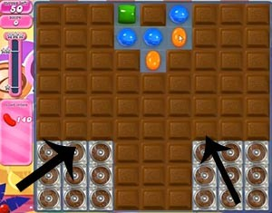 Candy Crush Level 299 tip
