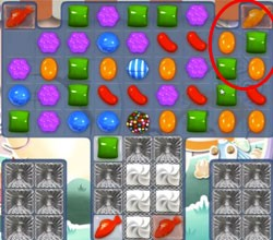 Candy Crush Level 346 help