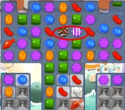 Candy Crush Level 346 cheats