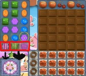 Candy Crush Level 376 tip