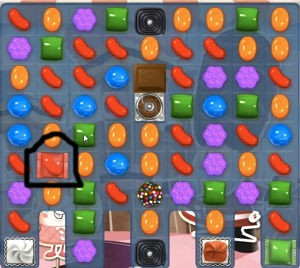 Candy Crush Level 392 help