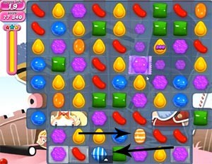 Candy Crush Level 394 help