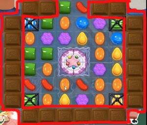 Candy Crush Level 397 tip