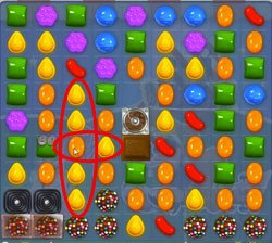 Candy Crush Level 400 tip