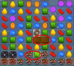 Candy Crush Level 400 help