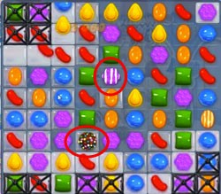 Candy Crush Level 472 tip