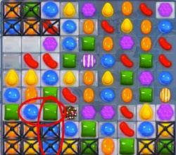 Candy Crush Level 472 cheats