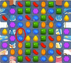 Candy Crush Level 473 tip