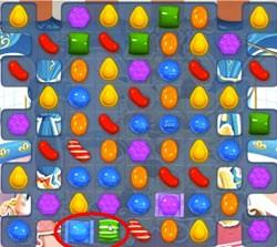 Candy Crush Level 473 help