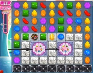 Candy Crush Level 505 tip