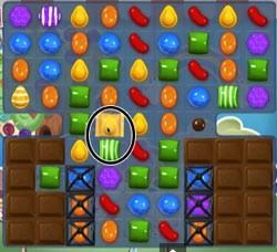 Candy Crush Level 53 help